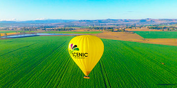 Hot air ballooning Gold Coast