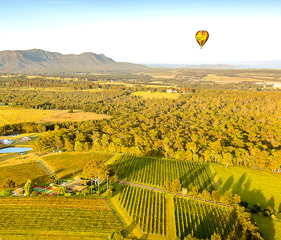 Things to do in the Hunter Valley