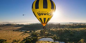 Hot air ballooning Brisbane