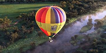 Hot air balloon Perth
