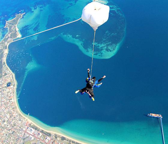 Skydive Perth
