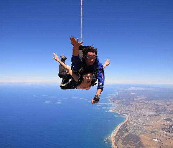Skydiving Yarra Valley