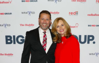 brg co-founders naomi simson and david anderson