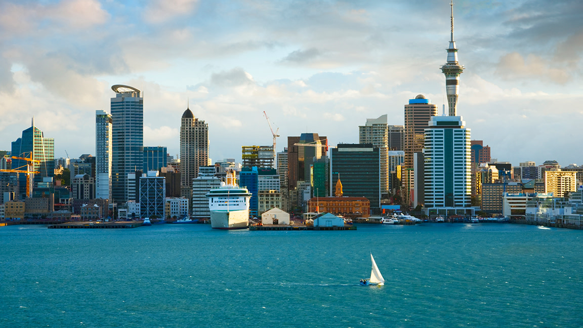 Auckland and North of New Zealand