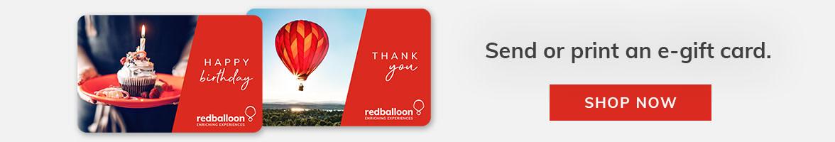 Send or print an E-Gift Card