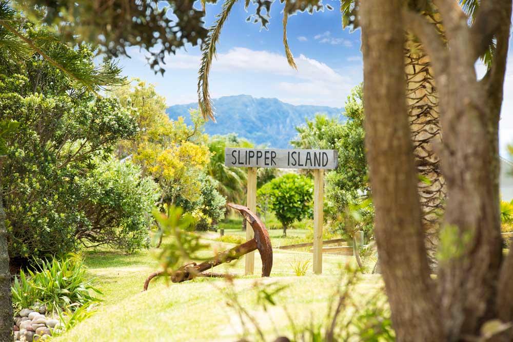 Private Slipper Island getaway