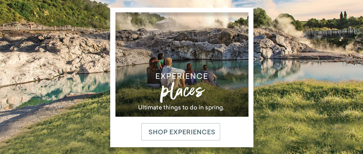 Spring Tours & Attractions