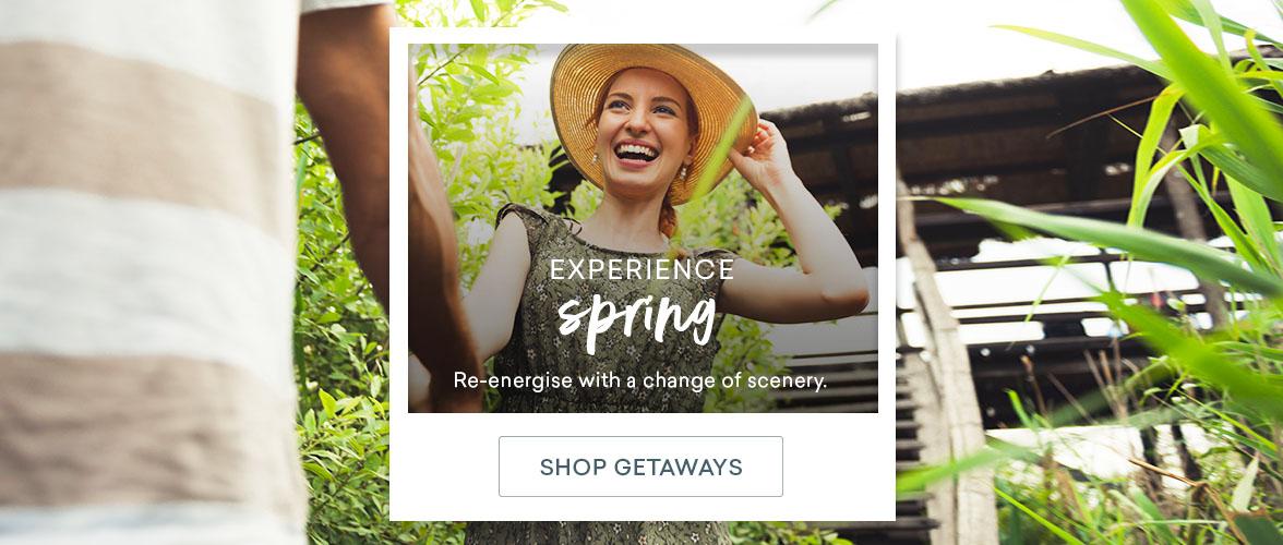 Spring Getaways