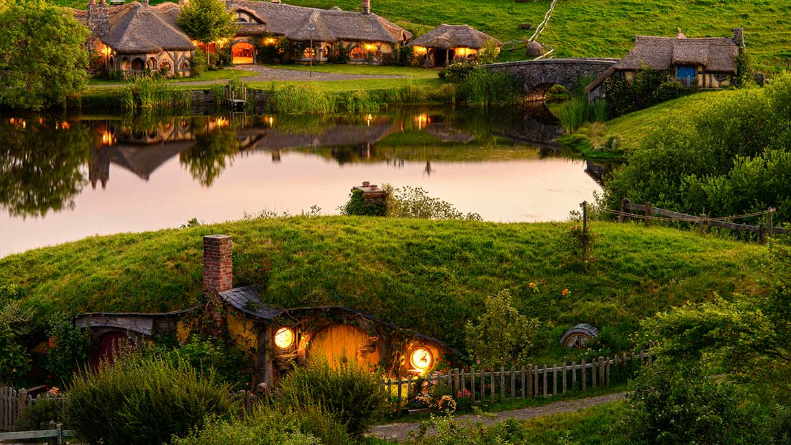 New Zealand activities
