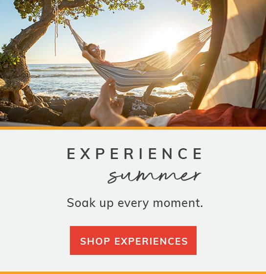 Getaways 2 Summer experiences