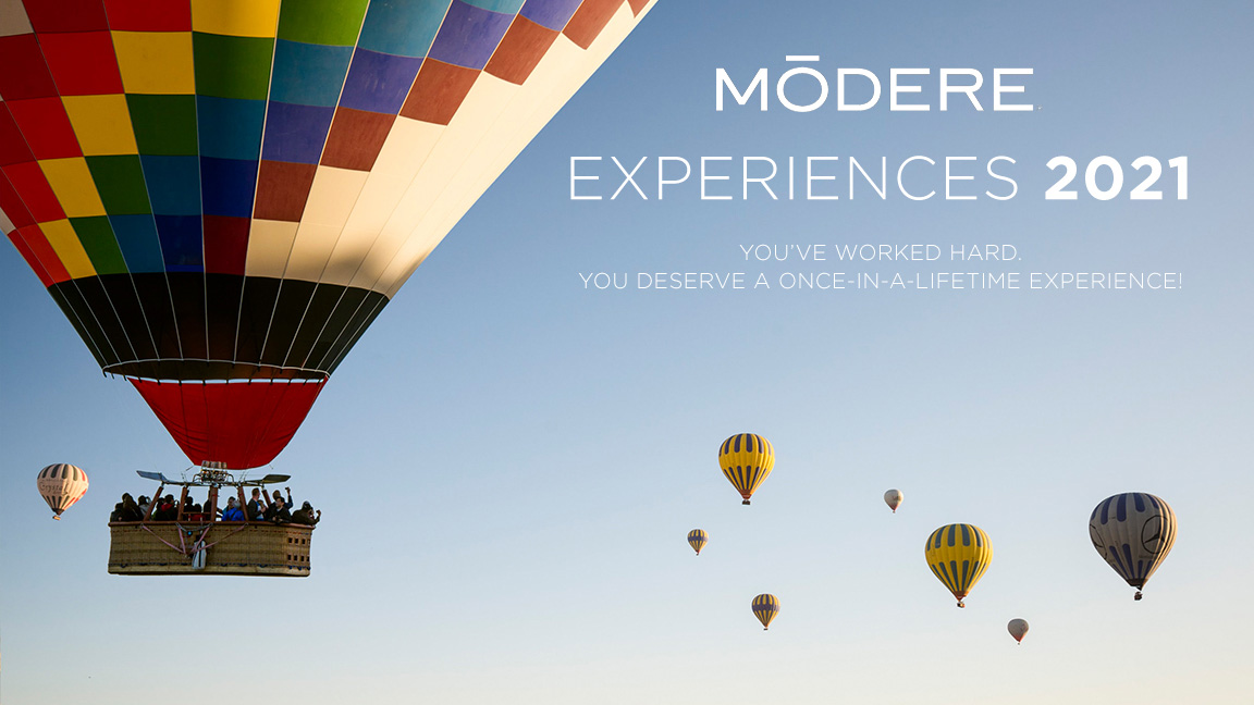 Modere Promotion