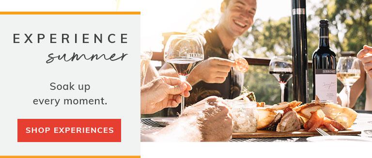 wine & dine Summer experiences