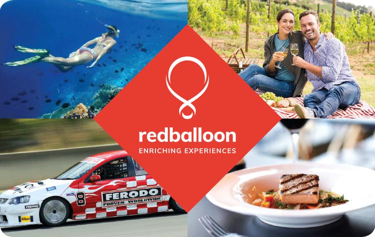 Experience Food + Adventure