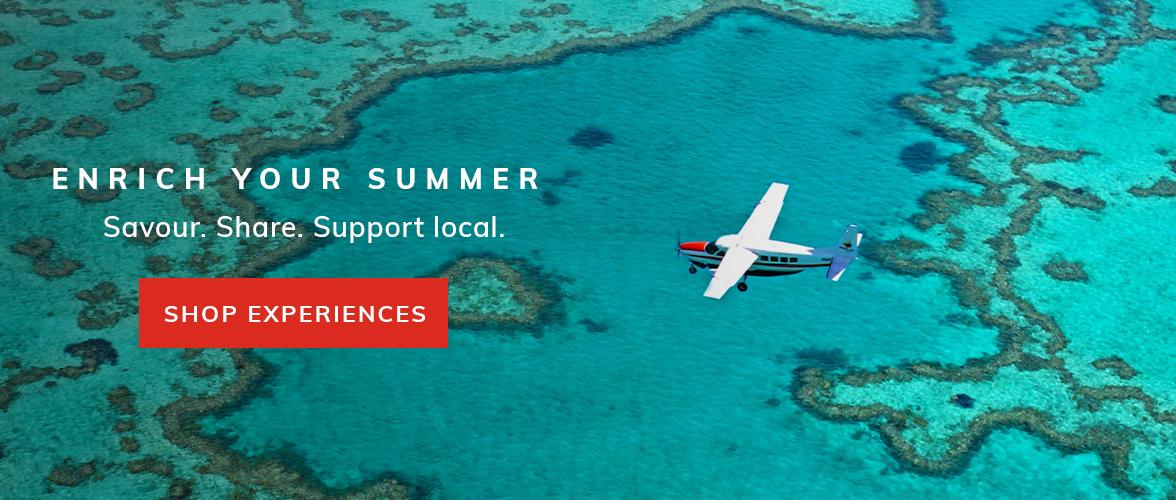 flying Summer activities