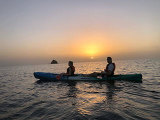 Great Barrier Reef Sunrise Kayak Tour