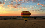 hot air ballooning avon valley