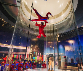 Indoor skydive Brisbane