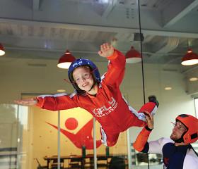Indoor skydive Perth