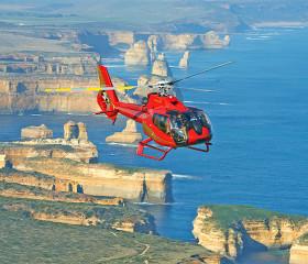 helicopter joy flights