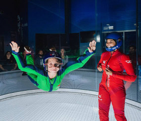 indoor skydiving Melbourne