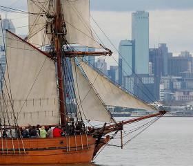 tall ship cruise