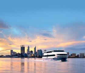dinner cruise on swan river