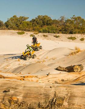 pinjar quad bike