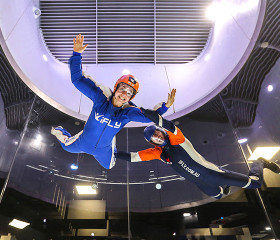 Indoor skydive Gold Coast