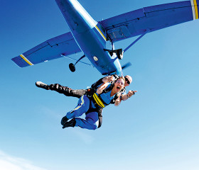 Skydiving Brisbane