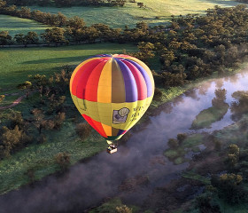 hot air ballooning Perth