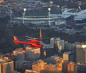 helicopter flights Melbourne