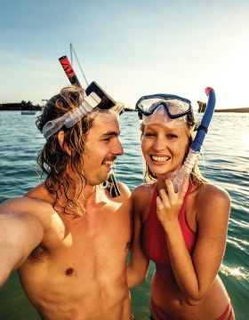 moreton bay cruise with snorkelling and lunch
