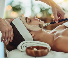 beauty and spa treatments