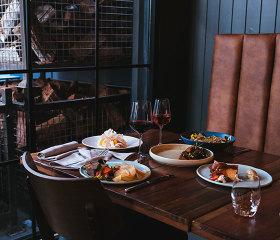 wine and food pairing city winery brisbane