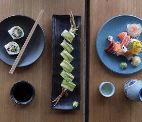 zushi barangaroo tasting menu