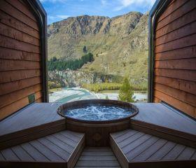 NZ hot pools spa