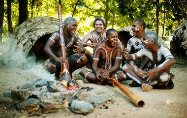 Tjapukai people
