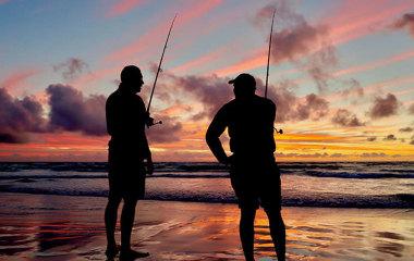 sunrise beach fishing perth