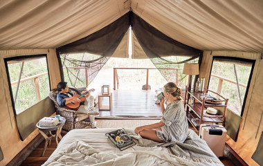jervis bay glamping