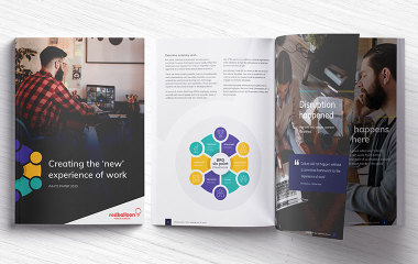 Download our 'Experience of work' white paper