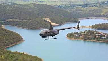 Lake Jindabyne Scenic Helicopter Flight