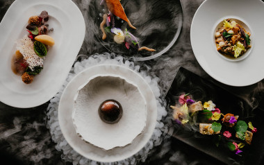 Deer Duck Bistro 5-course chef-hatted degustation