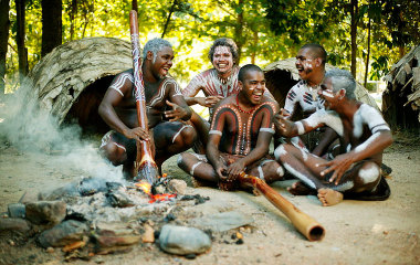 Tjapukai people