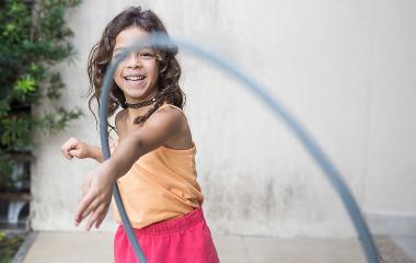 kids hula hoop