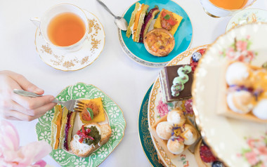 High Tea melbourne