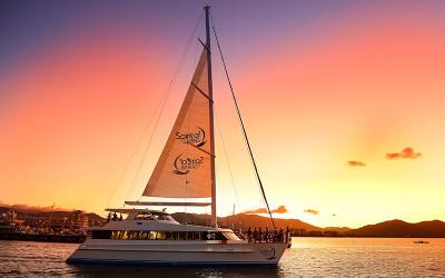 Sunset dinner cruise – Cairns