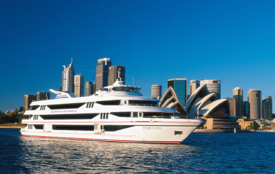 harbour cruise with 3 course lunch
