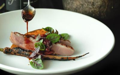 Deer Duck Bistro restaurant meal