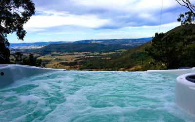 Hunter Valley getaway with outdoor spa