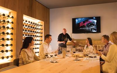 Penfolds Winery tasting room, South Australia